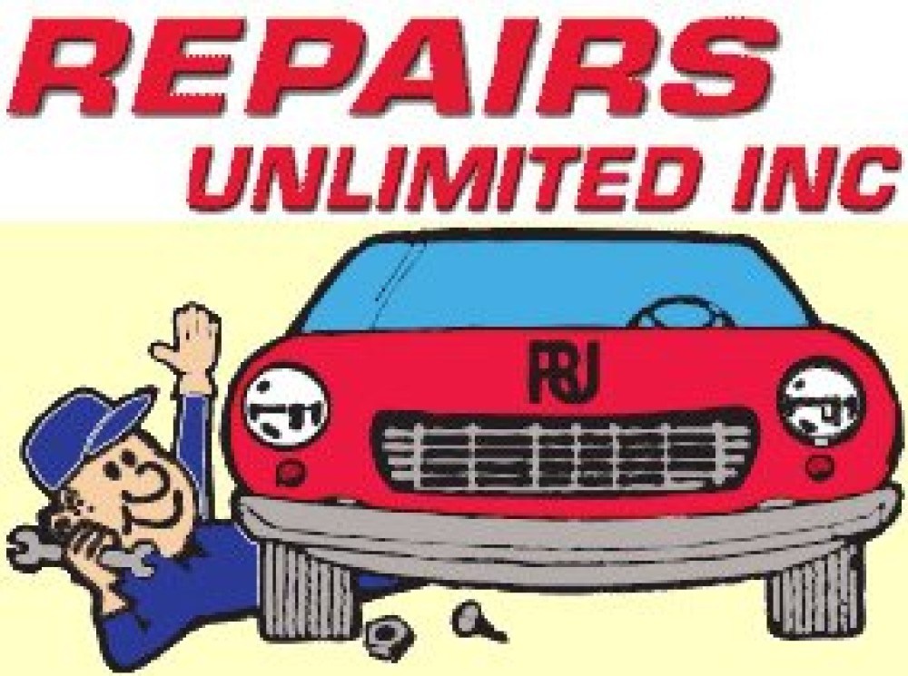 REPAIRS UNLIMITED, INC.